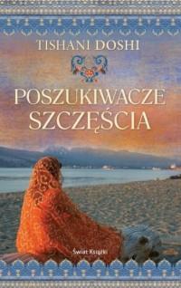 Poszukiwacze szczęścia - okładka książki