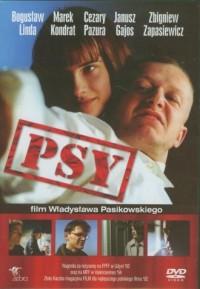 Psy (DVD) - Władysław Pasikowski - okładka filmu