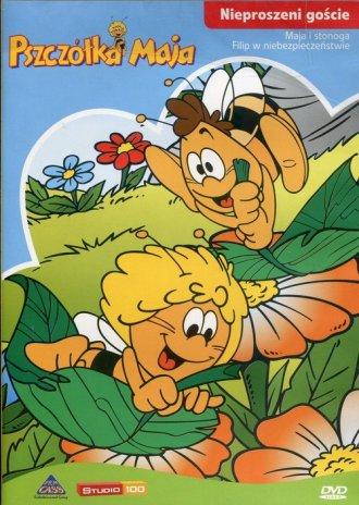 Pszczółka Maja. Nieproszeni Goście - okładka filmu