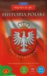 Quiz Historia Polski mini. Gra - zdjęcie zabawki, gry