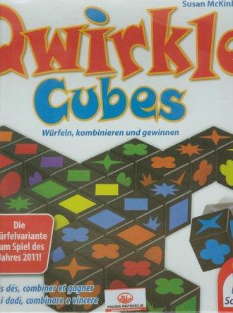 Qwirkle Cubes - zdjęcie zabawki, gry