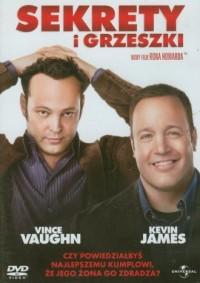 Sekrety i grzeszki (DVD) - okładka filmu