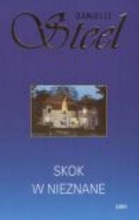 Skok w nieznane - okładka książki