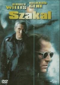 Szakal (DVD) - okładka filmu
