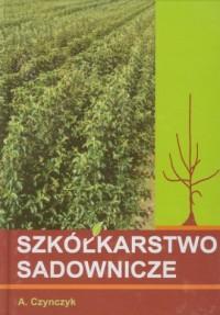 Szkółkarstwo sadownicze - okładka książki