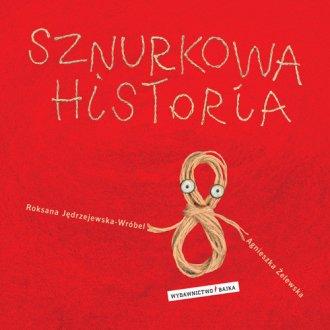 Sznurkowa historia - okładka książki