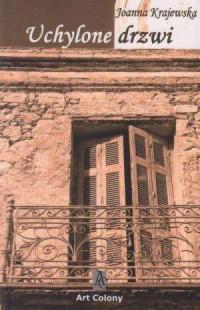 Uchylone drzwi - okładka książki