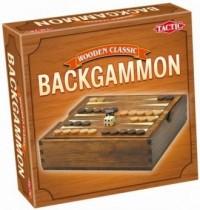 Wooden Classic. Backgammon - zdjęcie zabawki, gry