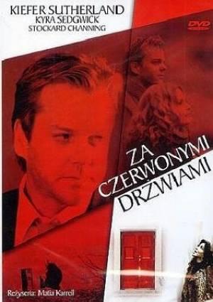 Za czerwonymi drzwiami (DVD) - okładka filmu