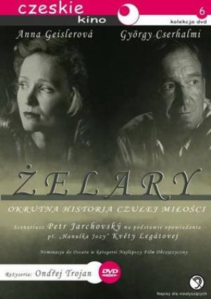 Żelary (DVD) - okładka filmu