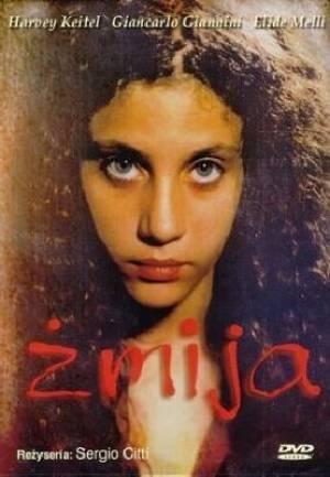 Żmija (DVD) - okładka filmu