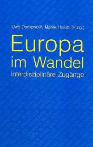 Europa im Wandel - okładka książki