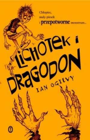 Lichotek i Dragodon - okładka książki