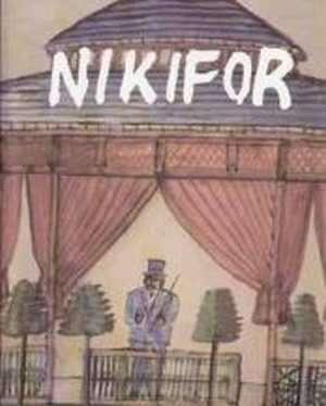Nikifor - okładka książki