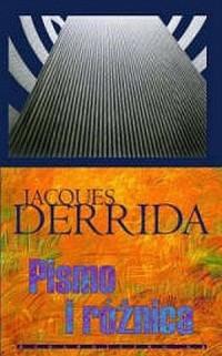 Pismo i różnica - okładka książki