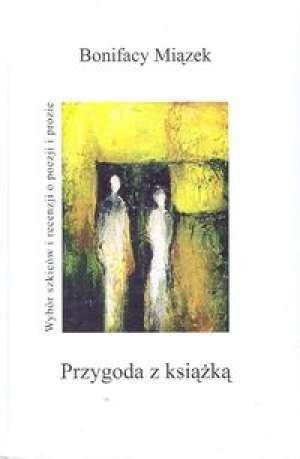 Przygoda z książką. Wybór szkiców - okładka książki