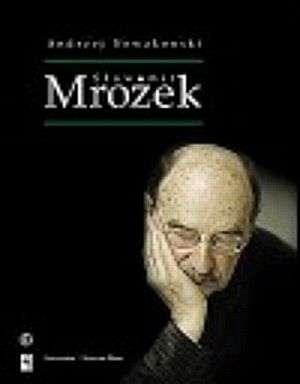 Sławomir Mrożek - okładka książki