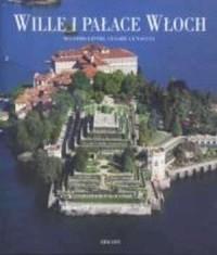 Wille i pałace Włoch - okładka książki