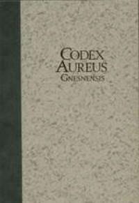 Złoty Kodeks Gnieźnieński - Wydawnictwo - zdjęcie reprintu, mapy