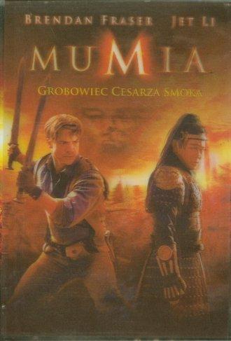 Mumia 3. Grobowiec Cesarza Smoka (DVD)