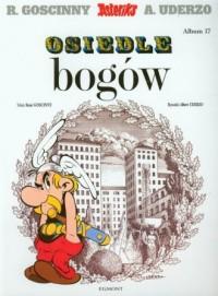 Asteriks. Osiedle bogów - okładka książki