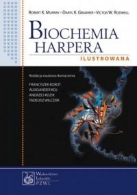 Biochemia Harpera ilustrowana - okładka książki
