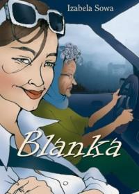 Blanka - okładka książki
