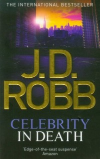 Celebrity In Death - okładka książki