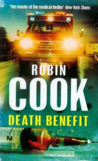 Death Benefit - okładka książki