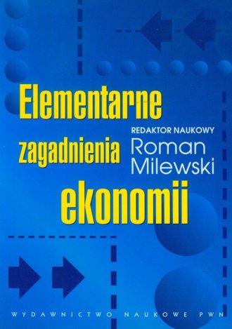 Elementarne zagadnienia ekonomii - okładka książki