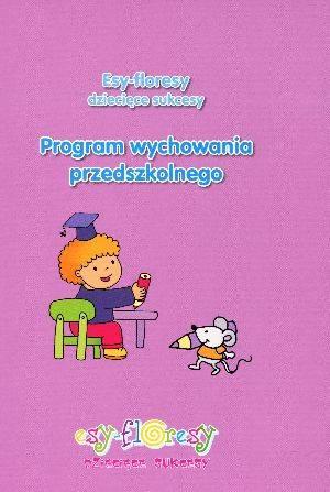 Esy-floresy dziecięce sukcesy. - okładka podręcznika