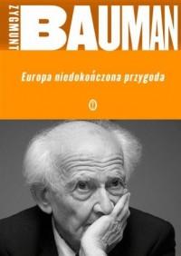 Europa niedokończona przygoda - okładka książki