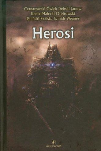 Herosi - okładka książki