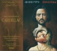 Hindemith: Cardillac - okładka płyty