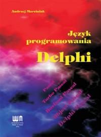 Język programowania Delphi - okładka książki