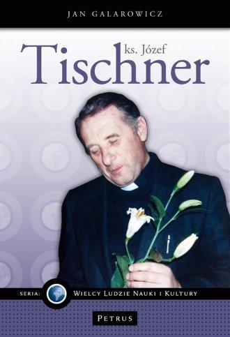 Ks. Józef Tischner - okładka książki