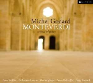 Michel Godard: a trace of grace - okładka płyty