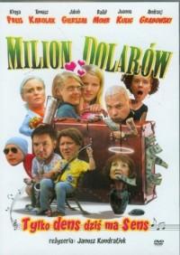 Milion dolarów - okładka filmu