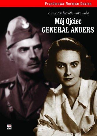Mój ojciec. Generał Anders - okładka książki