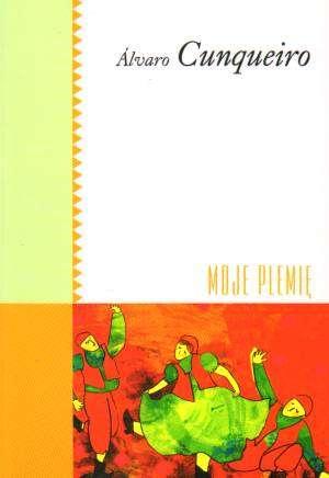 Moje plemię - okładka książki