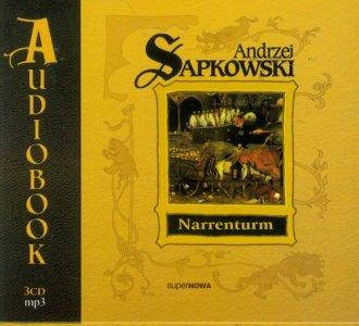 Narrenturm (CD mp3) - pudełko audiobooku