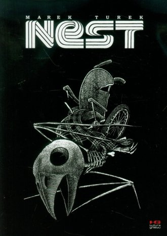 NeST - okładka książki