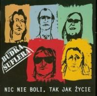 Nic nie boli tak jak życie (DVD) - okładka płyty