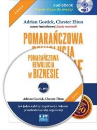 Pomarańczowa rewolucja w biznesie (CD mp3) - pudełko audiobooku