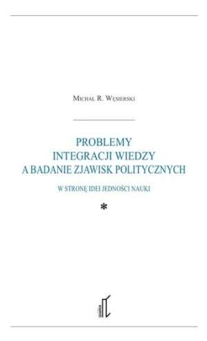 Problemy integracji wiedzy a badanie - okładka książki