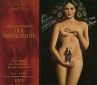 Strauss: Der Rosenkavalier - okładka płyty