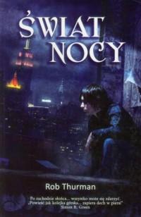 Świat nocy - okładka książki