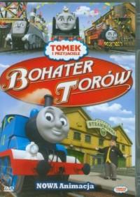 Tomek i przyjaciele. Bohater torów - okładka filmu