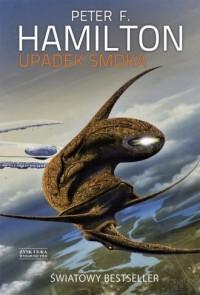 Upadek smoka - Peter F. Hamilton - okładka książki