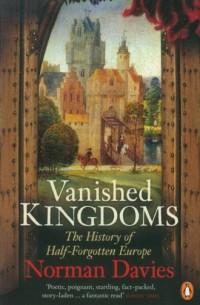 Vanished Kingdoms - okładka książki